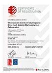 Wdrożenie ISO 9001 Okulistyka